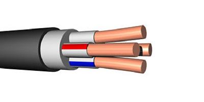 ВВГнг(А)-FRLS (Кабель огнестойкий медный, не распростр. горение, с низким дымо- и газовыделением)
