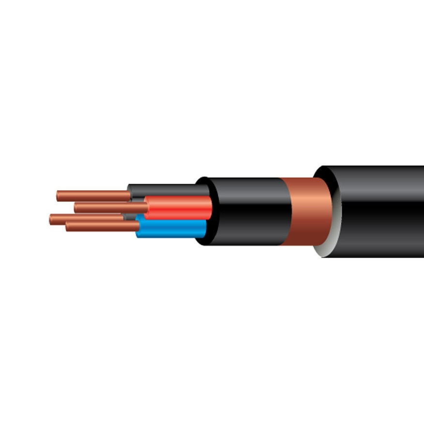 ВВГнг(А)-FRLSLTx (кабель огнестойкий, не распространяющий горение, с низким дымо- и газовыделением, низкой токсичности)