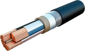 Огнестойкий безгалоленный кабель