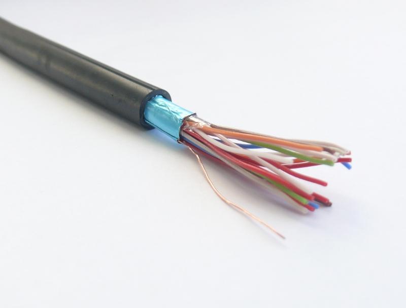 Телефонный кабель ТСВ